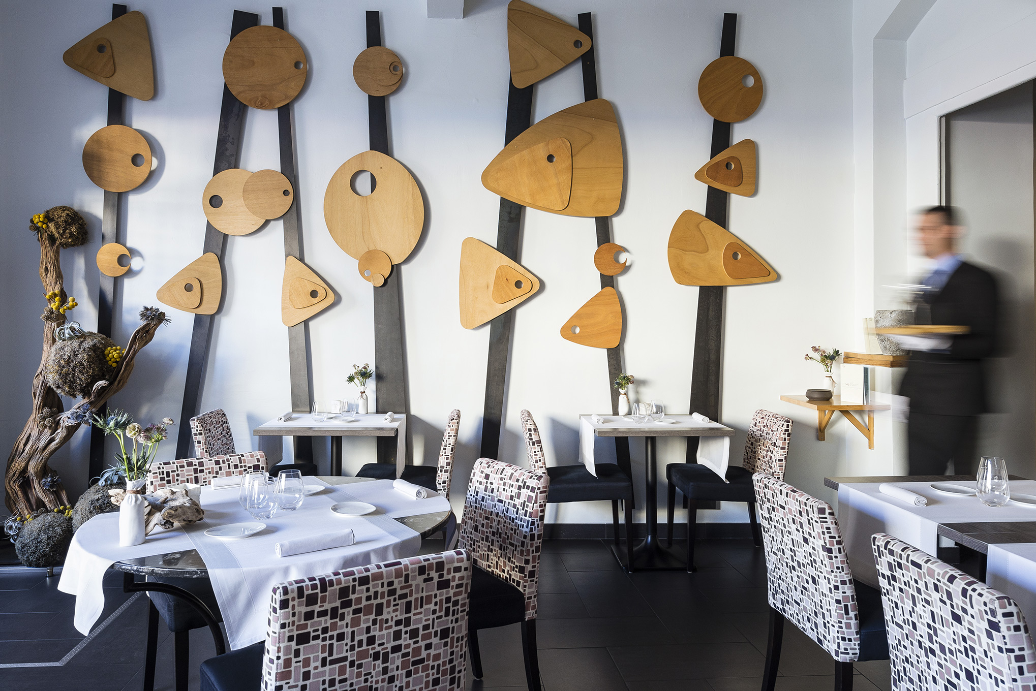Salle restaurant flaveur